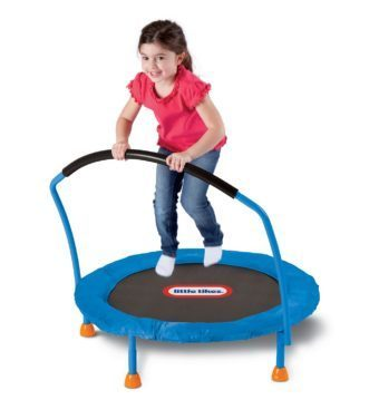 Little Tikes 3' Trampoline Only $39.99! (Was $80)