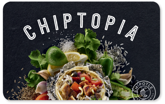 Join Chiptopia For FREE Chips & Guac & More At Chipotle!