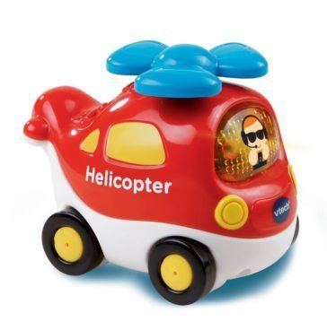 VTech Go! Go! Smart Wheels Helicopter Just $4.25 Was ($10)!