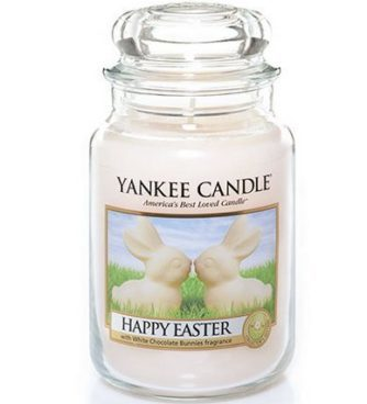 Yankee Candle Happy Easter Large Jar Candle Just $7 Was ($28