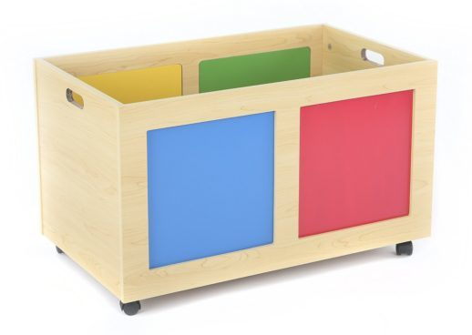 Tot Tutors Primary Focus Rolling Toy Box Only $32.39! (Was $60)