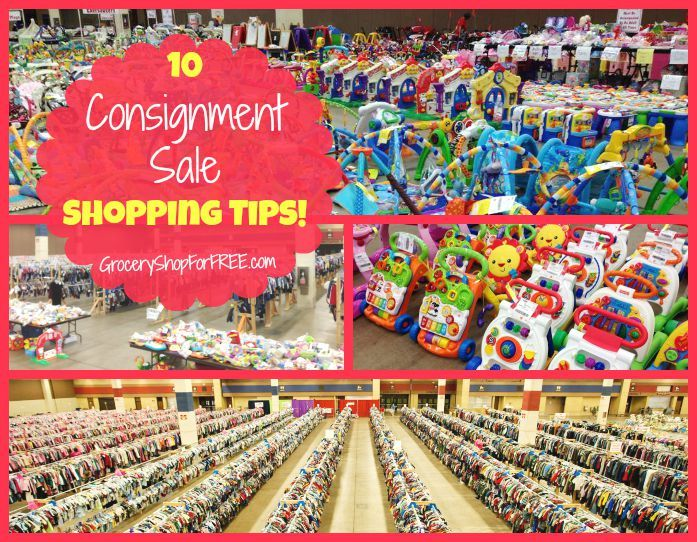 Check out these Consignment, Flea Market, & Neighborhood Yard Sale Shopping Hacks before you hit a sale! Make the most of your time & money with these tips!