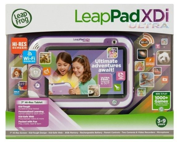 LeapFrog LeapPad XDi Ultra Just $81.96!  Down From $149!