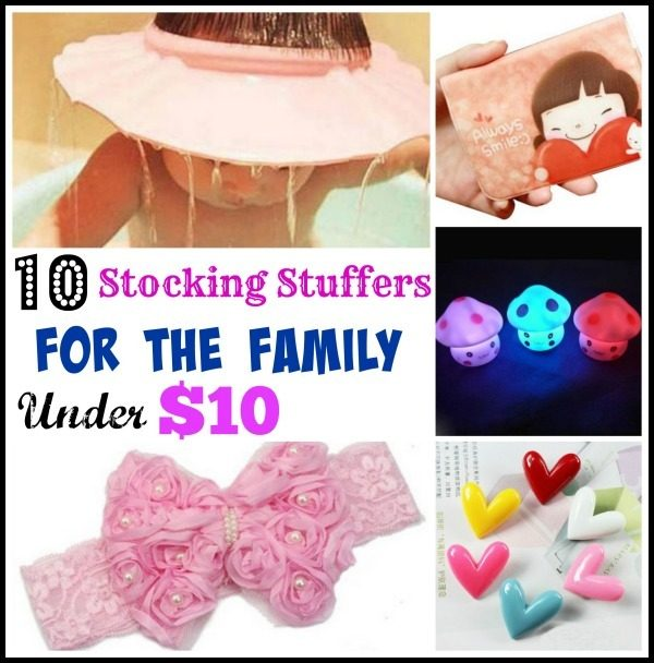 10 stocking stuffers for the family under $10 2