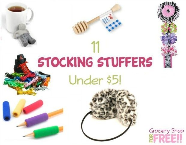 11 Stocking Stuffers Under $5!