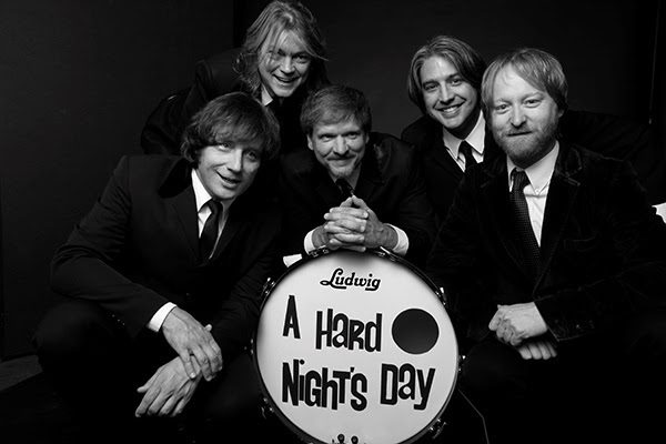 Dallas Arboretum's Cool Thursdays Concert Series Presents a Tribute to the Iconic Beatles With A Hard Night's Day on September 10