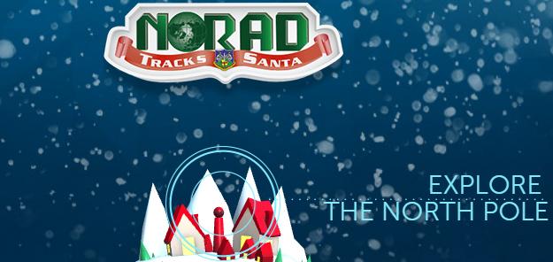 FREE Santa Tracker