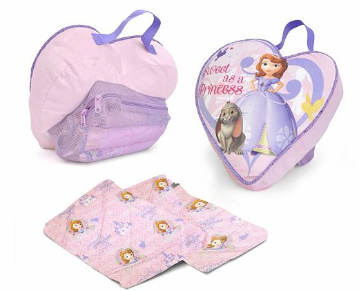 Disney Sofia The First Pillow on The Go ONLY $8.36 (reg $25)!