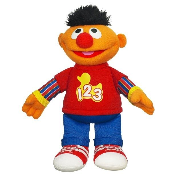 Playskool Seasame Street Rockin' Ernie Just $9.99!  Down From $22.99!