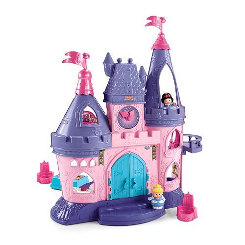Disney Princess Little People Songs Palace Only $25.59! Down From $79.99!