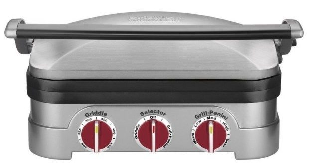 Cuisinart 5-in-1 Griddler Just $49.99 Down From $185!  PLUS FREE Shipping!