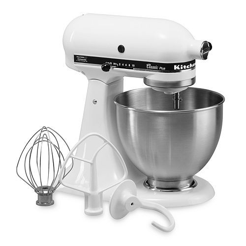 KitchenAid Classic Plus 4.5-qt. Stand Mixer Only $119.99! Down From Up To $299.99!
