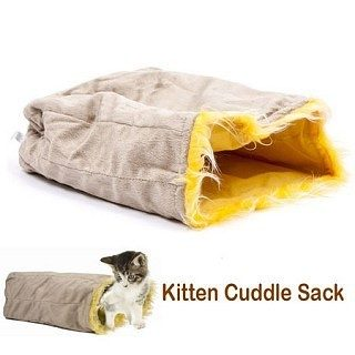 Kitten Cuddle Sack Just $5.99!  Ships FREE!