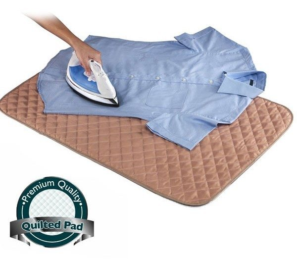 Iron Express - Make Any Surface Your Ironing Board Only $9.99!