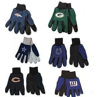 Officially Licensed NFL Sport Utility Gloves - Several Teams Available! Only $4.99 Plus FREE Shipping!