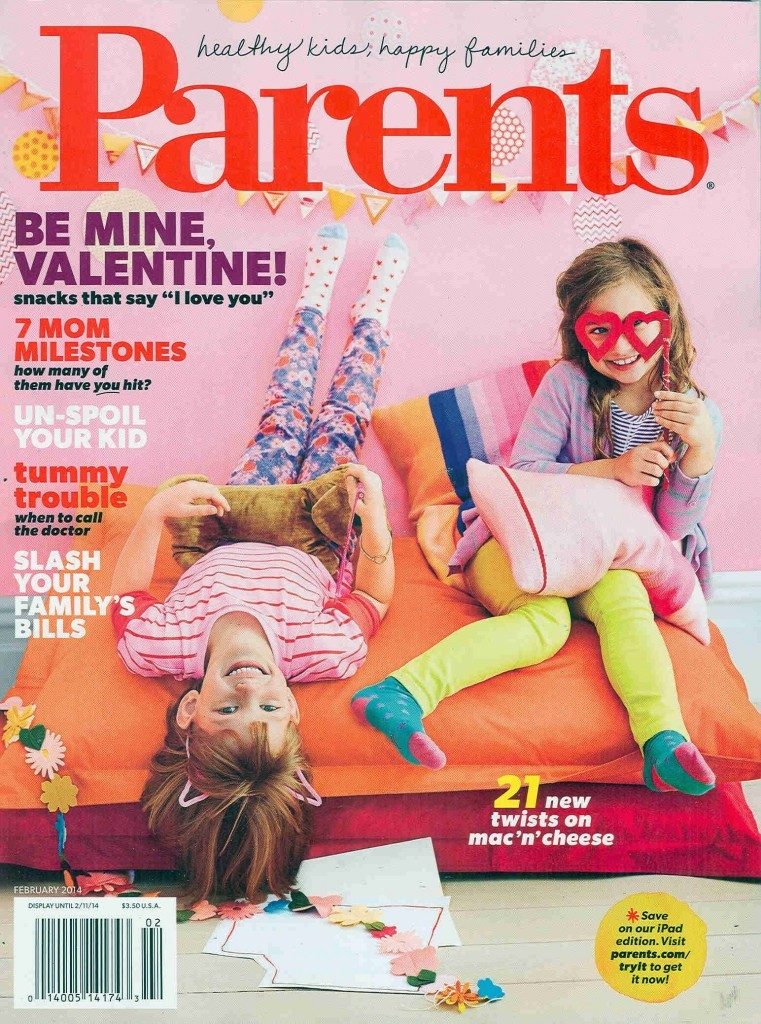 FREE 1-Year Parents Magazine Subscription!