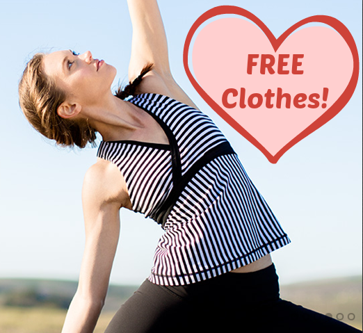 FREE Clothes!  HURRY!