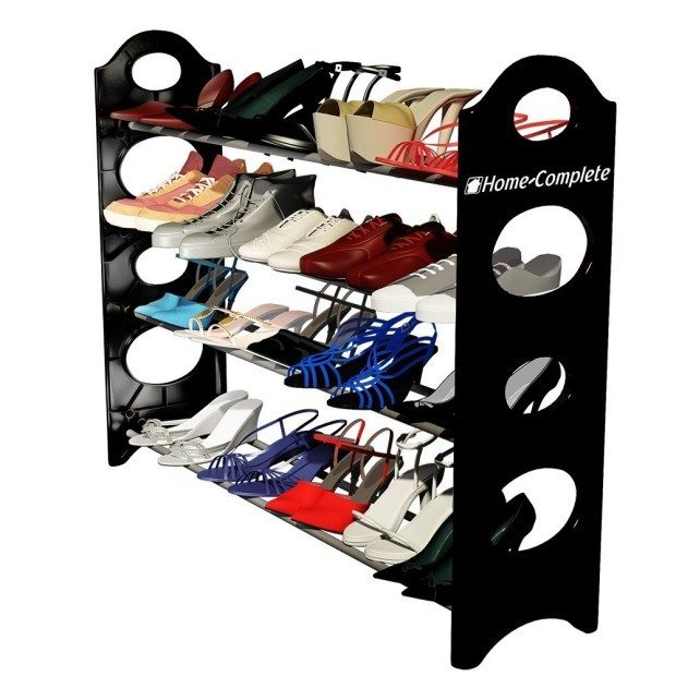 Shoe Rack Organizer Just $24.99!  Down from $55!