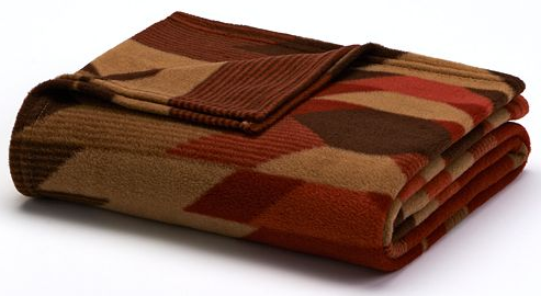 Kohl's Home Classic Fleece Throws Just $3.39!  Down From $13.99!