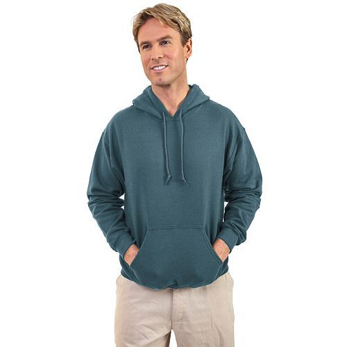Men's Gildan Pull-Over Fleece Hoodie Only $3.33! Down From Up To $28.00!