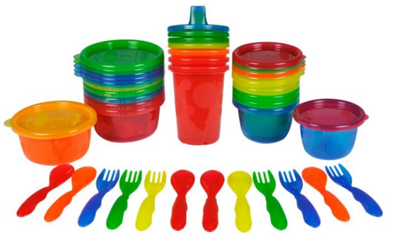 The First Years Take & Toss 28-Pc Variety Pk Just $7.30!