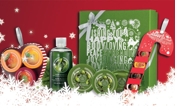 The Body Shop Gift Certificate $30 for Just $15!