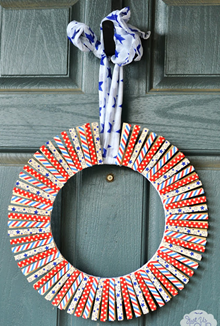 8 Easy 4th Of July DIY Decorations!