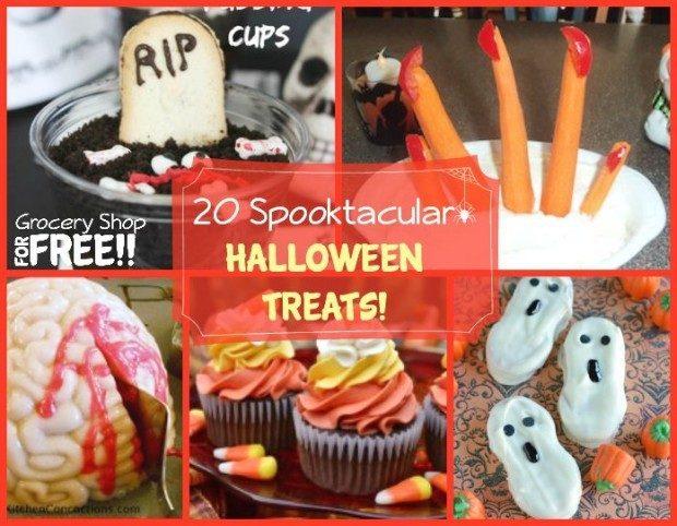 20 Spooktacular Halloween Treats!
