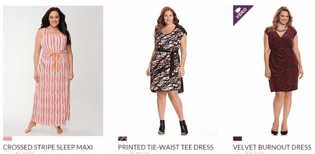 Lane Bryant 75% Off Clearance PLUS Buy 1 Get 1 50% Off Denim!