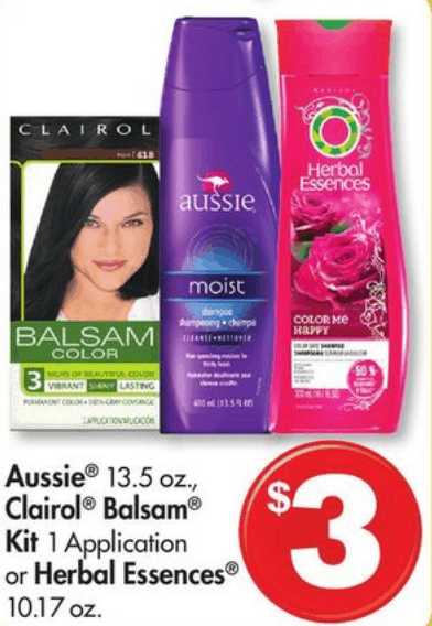 Clairol Balsam Hair Color Just $1 At Family Dollar!