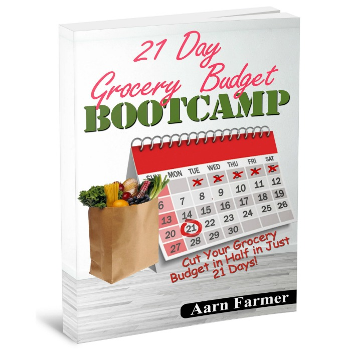 The 21 Day Grocery Budget Bootcamp
