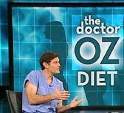 Dr. Oz And Weight Loss!