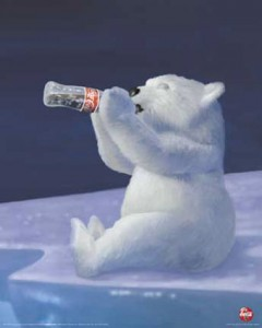 Coke Polar Bear