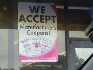 Fmaily Dollar Coupon Sign 004