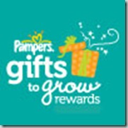 Pampers Gifts to Grow: 15 More Points!