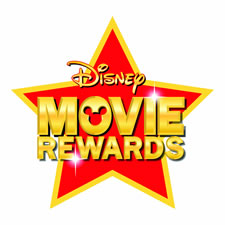 20 FREE Disney Movie Rewards Points!