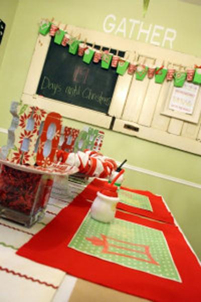 Making A Merry Christmas: Mini Parfaits At The Holly Jolly Jingle Hoppin' Cousins' Christmas Party!