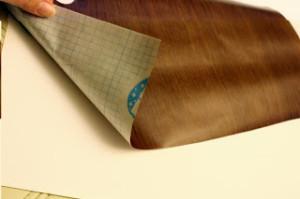 Making A Merry Christmas: Woodgrain Gift Tags!