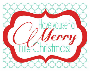 Making A Merry Christmas: FREE Quick & Easy Holiday Craft!
