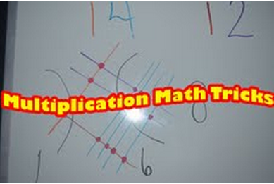 Multiplication Math Tricks