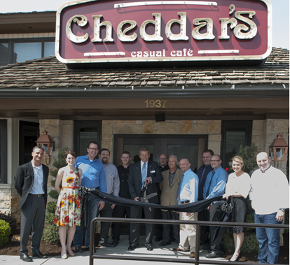 Cheddar's Grand Re-Opening & Giveaway!