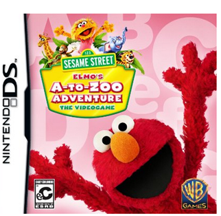 Sesame Street Nintendo DS Games As Low As $5.99 - Down From $19.99!