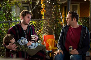 "Sneak Peak:  ""Delivery Man"" Trailer With Vince Vaughn!"