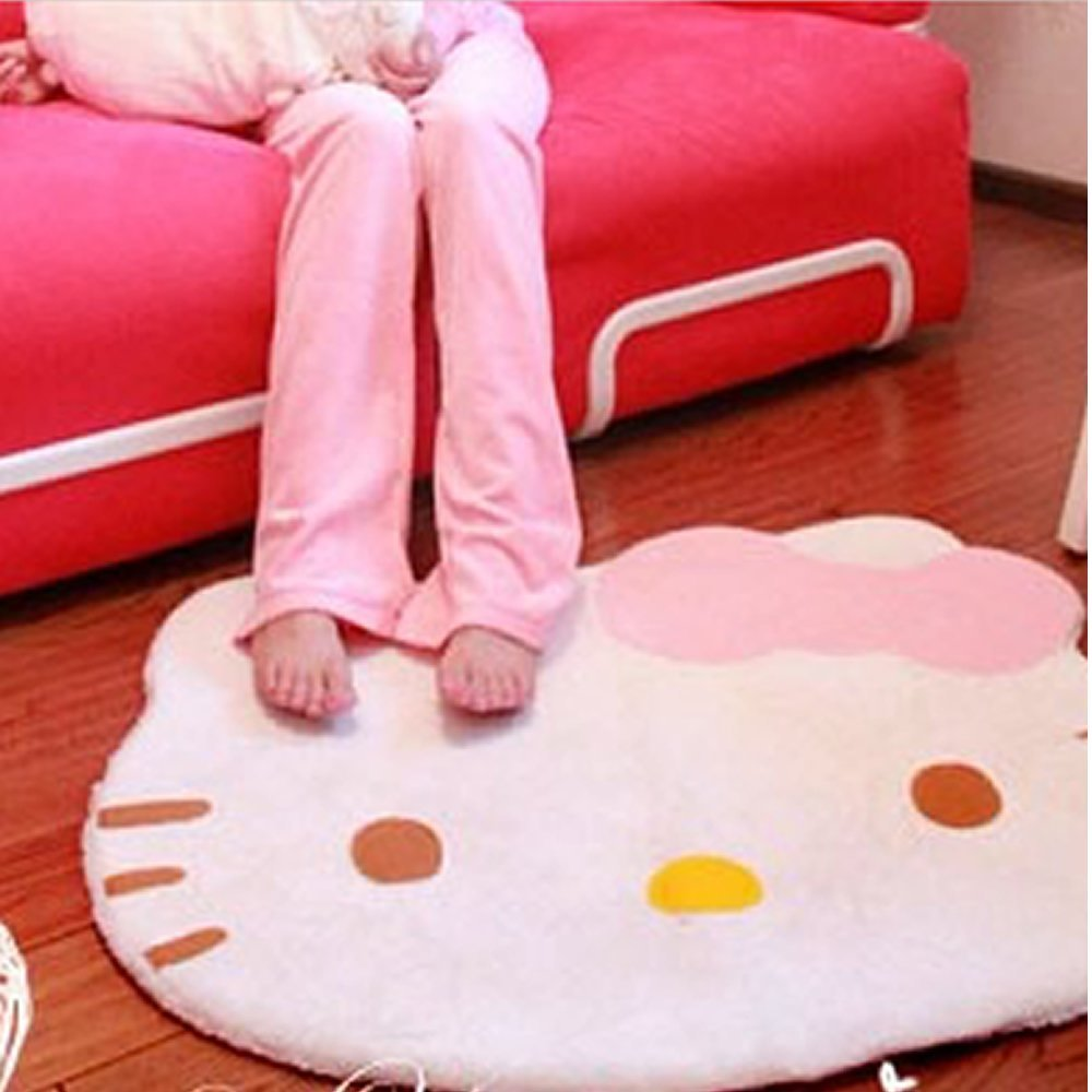 Hello Kitty Floor Rug Only $8 + FREE Shipping!
