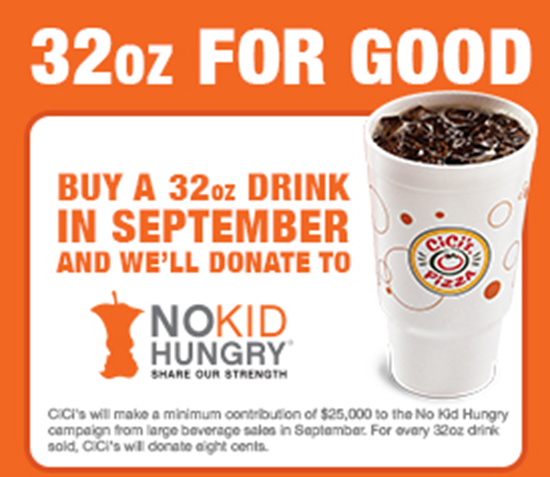Help End Childhood Hunger!