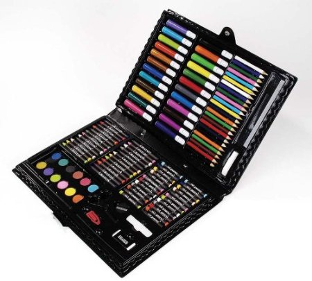Darice 120pc Deluxe Art Set