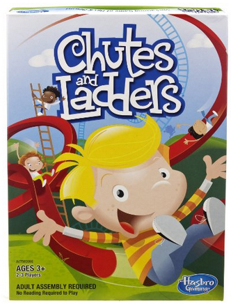 Amazon: Chutes and Ladders Just $7.99 + FREE Prime Shipping!