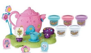 RoseArt Magic Fun Dough Fairy Tea Party and Volcano Valley Only $9.99! (reg. $19.99)