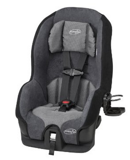 Evenflo Tribute 5 Convertible Car Seat 70% OFF - Only $59.99 Shipped!