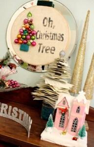 DIY Oh, Christmas Tree Wreath!